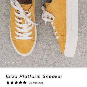 Soludos Ibiza Platform Sneaker